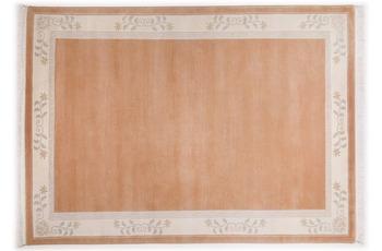 THEKO Nepalteppich Classica, TS325, light rose 90cm x 160cm