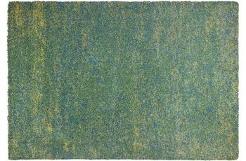 THEKO Teppich Color Shag 521 300 grün