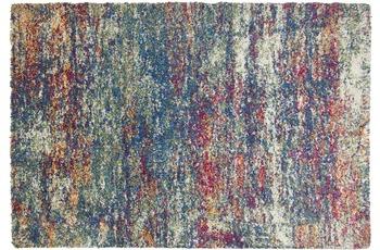 THEKO Teppich Color Shag 521 800 multicolor