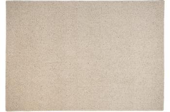 THEKO Teppich Douro UNI 110 natur 40 x 60 cm
