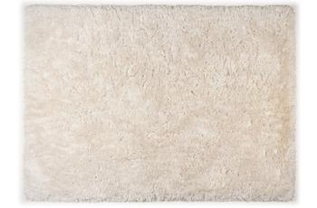 THEKO Teppich Flokato, UNI, light beige 190cm x 290cm
