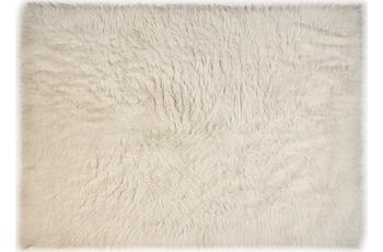 THEKO Flokati-Teppich Flokos natur - 1250 g/ m² 70 cm x 620 cm