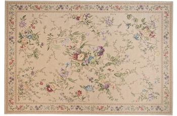 THEKO Teppich Flomi Sagrini 550 beige 240 x 330 cm