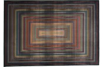 THEKO Teppich Gabiro 001 800 multicolor 200 cm achteckig