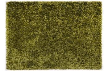 THEKO Teppich Girly, UNI, grün 65cm x 135cm