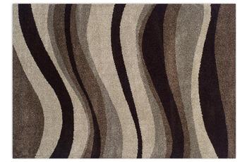 THEKO Teppich HappyNatural, 083, brown multi 60cm x 110cm