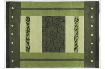 THEKO Teppich Hawai, FE-3205, grün 160cm x 230cm