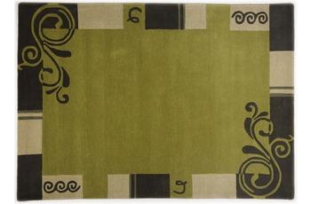 THEKO Teppich Hawai, FE-6188, grün 70cm x 270cm