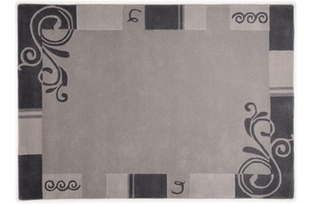 THEKO Teppich Hawai, FE-6188, grau 70cm x 270cm