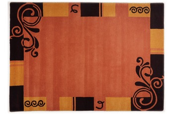 THEKO Teppich Hawai, FE-6188, terra