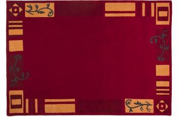 THEKO Teppich Hawaii FE-7098 200 rot 290 x 390 cm
