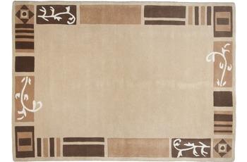 THEKO Teppich Hawaii FE-7098 550 beige 290 x 390 cm