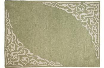 THEKO Teppich Hawaii FE-8101 300 grün 60 x 90 cm