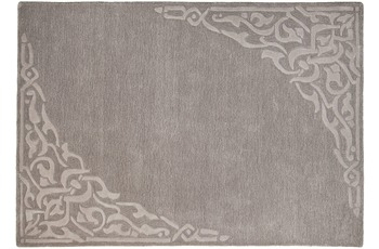 THEKO Teppich Hawaii FE-8101 650 grau