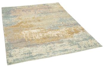 THEKO Orientteppich Hindustan Super Afgahn 4589 blue multi 170 x 240 cm
