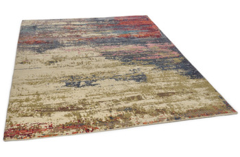 THEKO Orientteppich Hindustan Super Afgahn 4596 multicolor 170 x 240 cm
