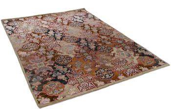 THEKO Orientteppich Hindustan Super Oxid 4113 multicolor 168 x 236 cm