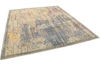 THEKO Orientteppich Hindustan Super Oxid SE469 multicolor 249 x 301 cm