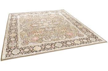 THEKO Orientteppich Hindustan Super Oxid SV-846 brown multi 250 x 300 cm