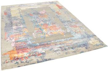 THEKO Orientteppich Hindustan Viscose 50 4593 multicolor 170 x 240 cm
