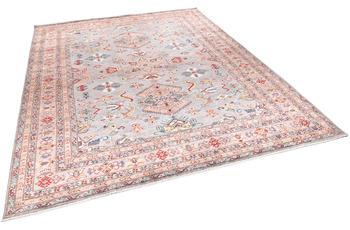 THEKO Orientteppich Kandashah 0004 grey multi 245 x 316 cm