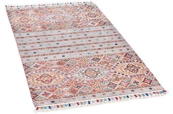THEKO Orientteppich Kandashah 0020 grey multi 80 x 134 cm