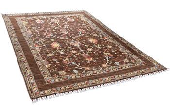 THEKO Orientteppich Kandashah 0065 brown multi 167 x 241 cm