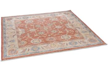 THEKO Orientteppich Kandashah 1330 brown /  cream 149 x 150 cm
