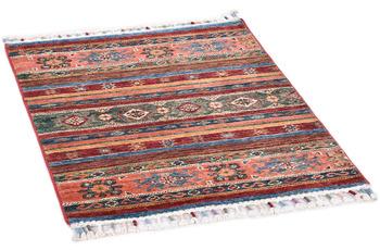 THEKO Orientteppich Kandashah 2675,2 red multi 71 x 92 cm
