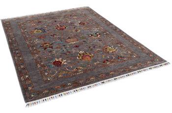 THEKO Orientteppich Kandashah 3091 grey multi 156 x 204 cm