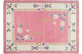 THEKO Teppich Lifou 8068 251 rose 160 x 230 cm barock