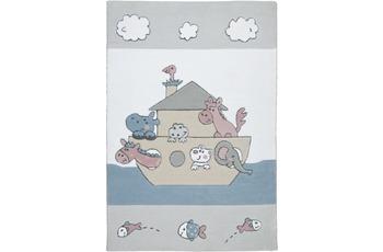 THEKO Teppich Maui MH-3265-03 101 weiss 100 x 160 cm