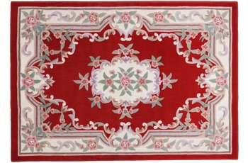 THEKO Teppich Ming 501 200 rot 70 x 600 cm