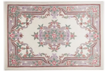 THEKO Teppich Ming, Aubusson 501, beige 70cm x 620cm