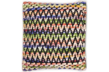 THEKO Teppich Modern-Weave, RO-12-1321, terra