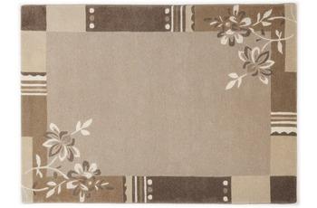THEKO Nepalteppich Napura, FE-6587, natural beige 90cm x 160cm