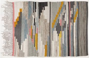 THEKO Handwebteppich Beni Ourain, Nomadic-Design, multicolor