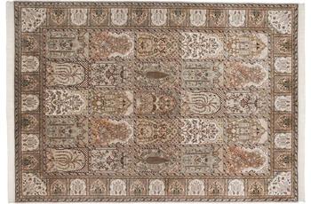 THEKO Teppich Sirsa Silk touch Bakt. K 573 creme 200 x 300 cm