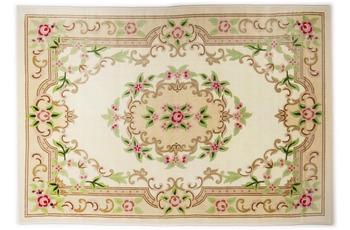 THEKO Teppich Sydney1000, Aubousson1, beige 50cm x 80cm