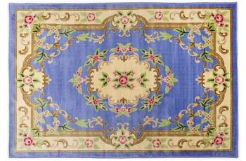 THEKO Teppich Sydney1000, Aubousson1, blau 195cm x 295cm
