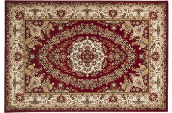 THEKO Teppich Tashkent 103 200 rot 200 x 285 cm