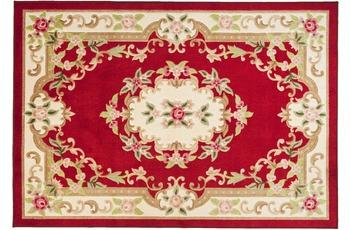 THEKO Teppich Versailles 501 200 rot 50 x 80 cm