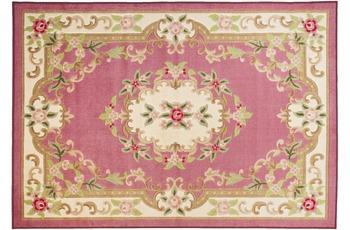 THEKO Teppich Versailles 501 250 rose 50 x 80 cm