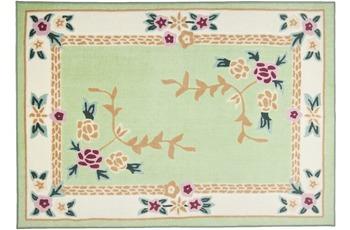 THEKO Teppich Versailles 8068 300 grün