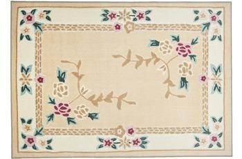 THEKO Teppich Versailles 8068 550 beige 67 x 135 cm