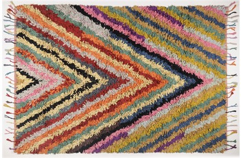 THEKO Handwebteppiche Beni Ourain, RO-12-1124, multicolor 140cm x 200cm
