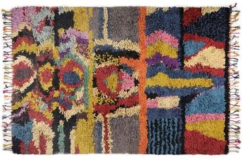 THEKO Teppich Beni Ourain, RO-12-1125, multicolor 140cm x 200cm