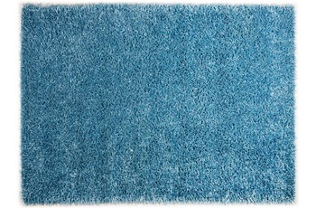 THEKO Tesco UNI 700 blau 140 cm x 200 cm