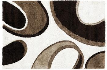 Think Rugs Teppich Fashion 7648 Elfenbein/ Braun