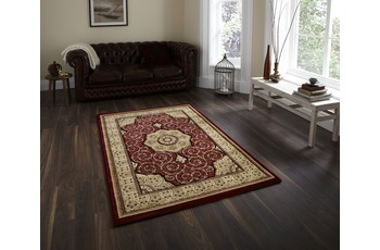 Think Rugs Teppich Heritage 4400 Rot